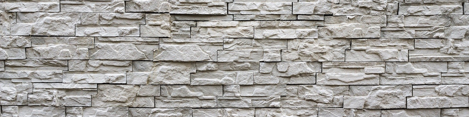 wall made of stones cut in rectangles